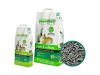 Small animal bedding/litter 'Back-2-Nature' 15litres