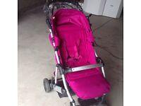 Mamas and papas pram/ pushchair - reduced must go