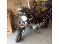 Yamaha YB12 125 for sale