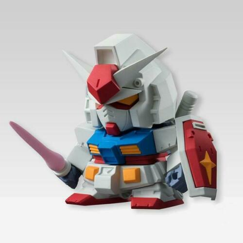 Gundam Mobile Suit Build Model RX-78-2 Mini Figure  NEW IN STOCK Toys Collect