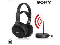 SONY Wireless Headphone (MDR-RF811RK) 100m wireless range!