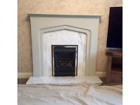 Fire place/surround