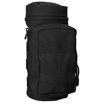 NEW CONDOR MA40 Tactical MOLLE Nalgene H2O Hydration Carrier Pouch Black