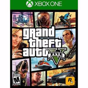 XBOX ONE GTA5 Canberra City North Canberra Preview