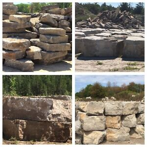 SAVE! Armour STONE_Deliverd! Quarry ROCK_To you! Peterborough Peterborough Area image 4