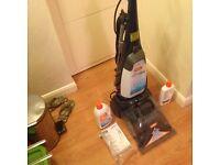 Vax carpet shampoo