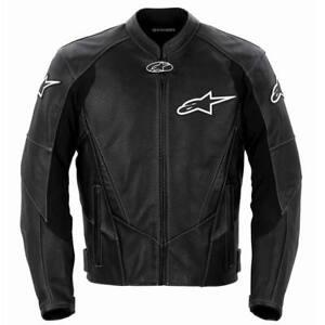Alpinestars Leather Moto Jacket