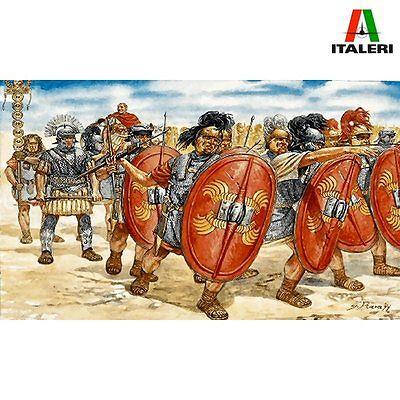 Italeri 6021 Roman Infantry 1st Century BC 1/72 scale plastic model kit
