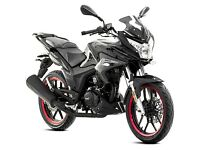 Lexmoto ZSX-F 125cc (Euro 3) Motorcycle 2 Years Parts Warranty - Finance Available - £1799