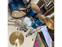 Session Pro beginner drum kit