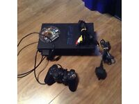 PlayStation 2 fully working