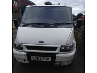 Ford transit t300 2ltr engine and gear box