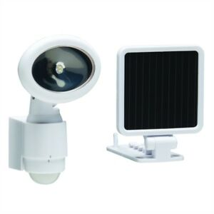 HeathZenith 110 Degree LED Motion Activated Solar Security Light