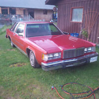 1980 Ford Grand Marquis Coupe (2 door)