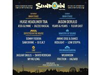 1x VIP Sundown festival ticket with weekend camping **REDUCED**