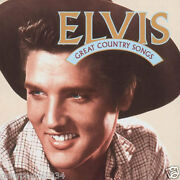 Elvis Country CD