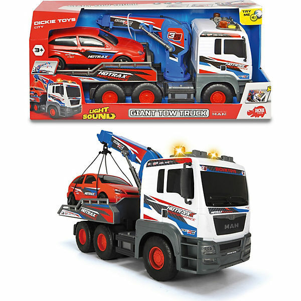 Dickie 11406437 - Tow Truck - OVP