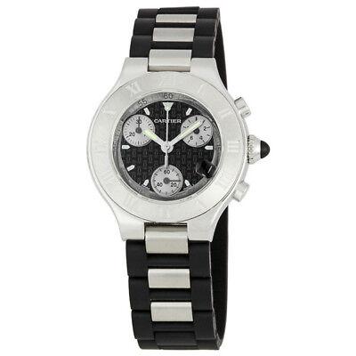 Cartier 21 Chronoscaph Ladies Watch W10198U2