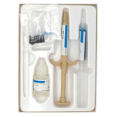 Dental Orthodontic Direct Paste Adhesive Bonding Self Cure Composite Resin Kit