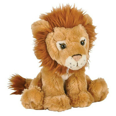 Adventure Planet Plush Animal Den - LION (8 inch) - New Stuffed Animal Toy - Plush Lion