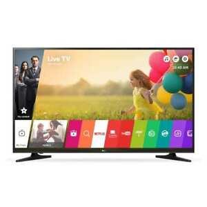 Télévision LG 50-inch Smart-4K Ultra HD TV