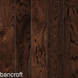 951 SF SOLID HARDWOOD FLOORING  OAK BANCROFT