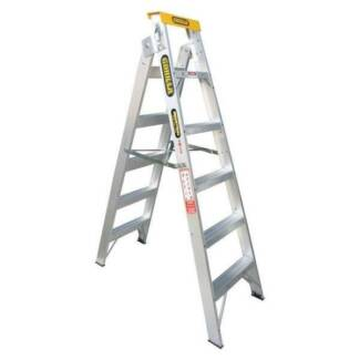 Dual purpose (double sided) ladder 1.8-3.3m