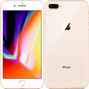 IPhone 8 Plus 256GB Extended Apple Care Plus Warranty Brand New