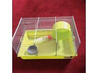 Dwarf hamster/mouse cage