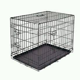 **SOLD** MEDIUM Dog Cage/House Training Crate