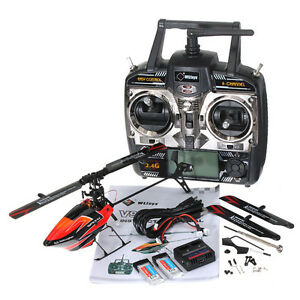 WLTOYS-WL-V922-V922-6CH-2-4GHz-3-Axis-3D-Flybarless-RC-Helicopter-With-GYRO-RTF