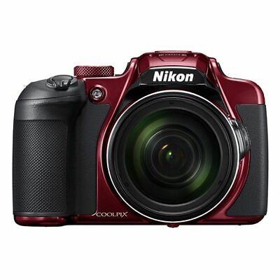 Near Mint! Nikon COOLPIX B700 Red - 1 year warranty