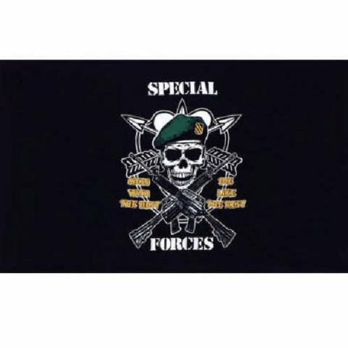 Vlag Special Forces