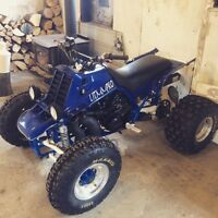 1987 Yamaha banshee !NEED GONE!