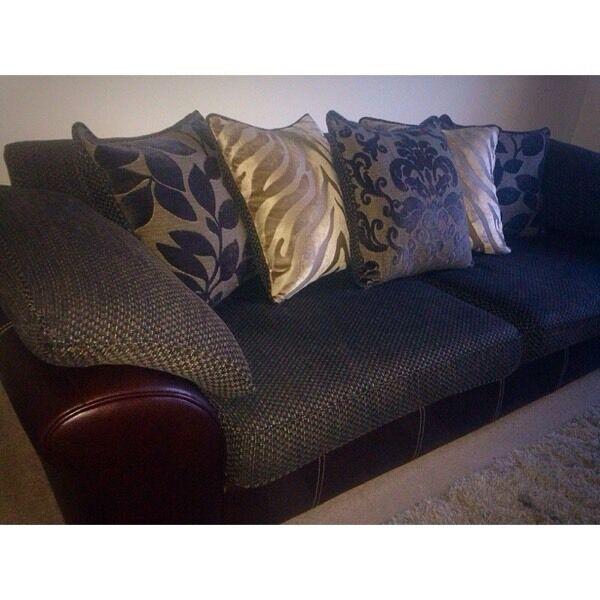Ashley Furniture Midlothian Va: DFS Martina 4 Seater Sofa