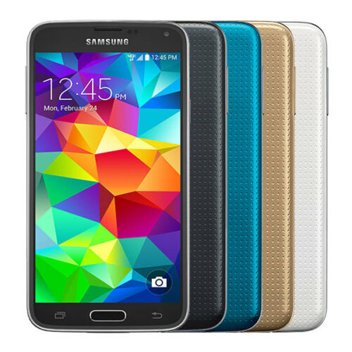Android Phone - Samsung G900 Galaxy S5 Verizon Wireless 4G LTE Android 16GB Smartphone