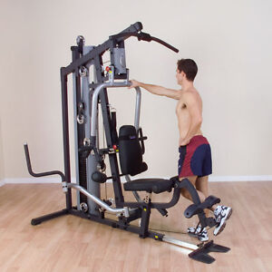 BodySolid G5S, all-in-one work out unit.