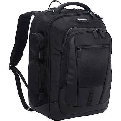 Samsonite Prowler ST6 Water Resistant Laptop Backpack Black Ebags Exclusive