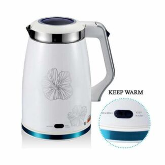Cordless 1.5L Stainless Steel Electric Keep Warm Kettle Melbourne CBD Melbourne City Preview