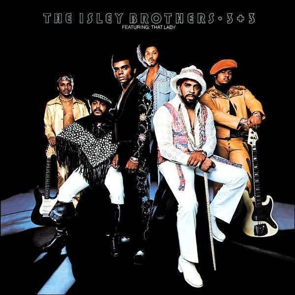 ISLEY BROTHERS : 3+3 (BONUS TRACK) (Remastered) (CD) sealed