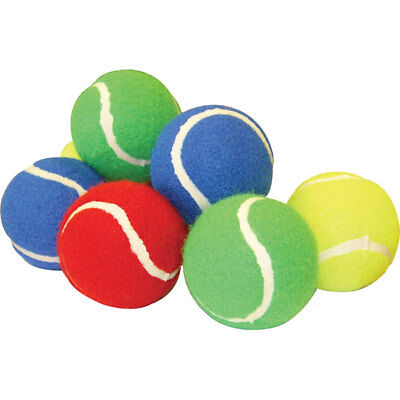 TUFTEX Tennis Ball Coloured - Pack of 12