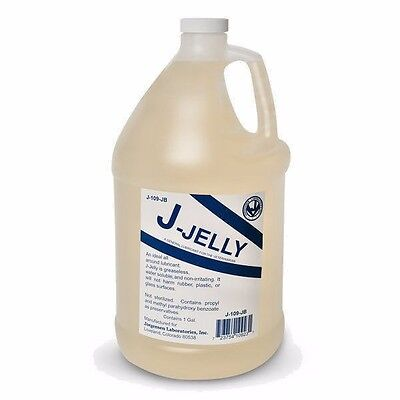 Used, J-Jelly Water Based Lube Lubricant Gallon (128oz) J-Lube  for sale  Doon