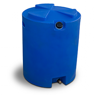 Smart Tank 50 Gallon Stackable Water Storage Tank - BPA Free
