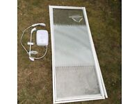 Mira electric shower - T80