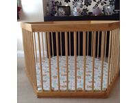 SOLD - Baby play pen