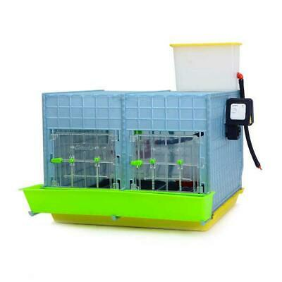 Chick Brooder - 2 Section H15
