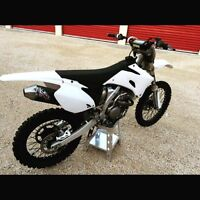 Yzf250(mint) trade for sled
