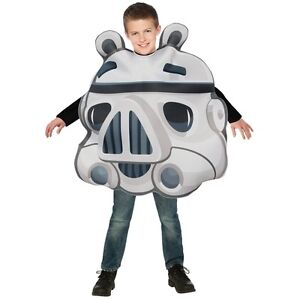 Boys stormtrooper pig angry birds costume