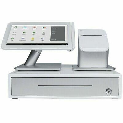 Point Of Sale System Complete Pos Set And Cash Register Clover C100 Station 1.0