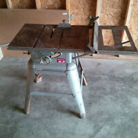 8 Inch Tilt Sutton Table Saw with Stand